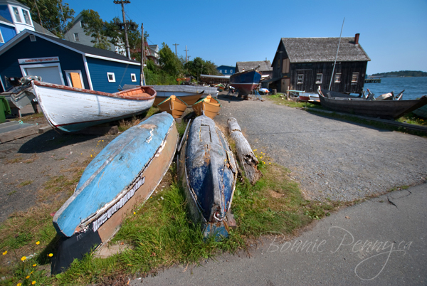Sightseeing - Lunenburg, Nova Scotia