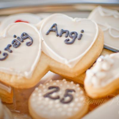 25 Year Wedding Anniversary Party - {Ontario Photographer}