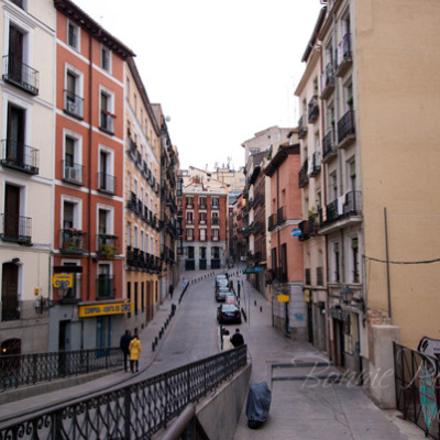 Spain Day 2 - Madrid's Sights