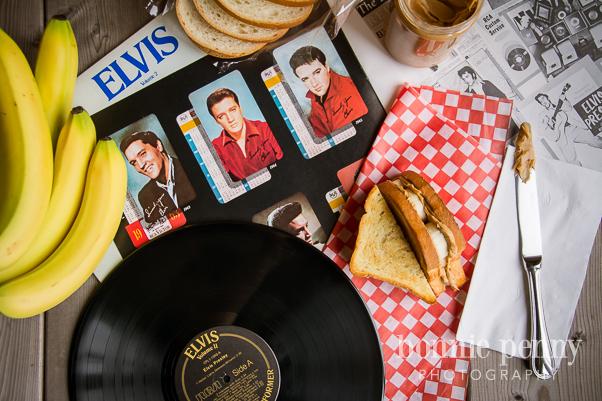 Elvis Presley's PB&B Sandwich